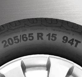 Saiba como ler a medida do seu pneu